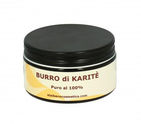 Burro di Karitè Puro al 100%