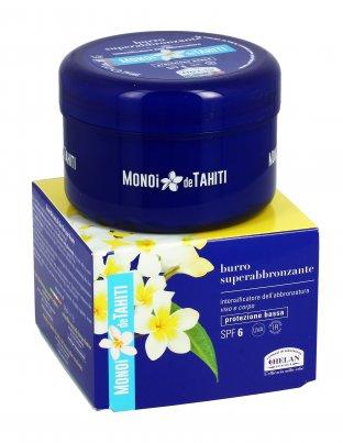 Burro Superabbronzante Spf6 - Monoi De Tahiti
