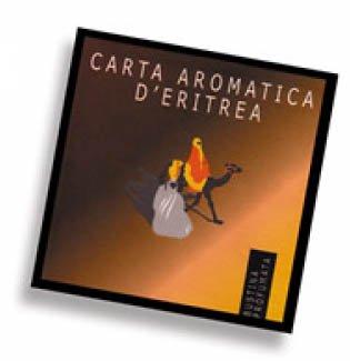 Carta Aromatica d'Eritrea - Bustina Profumata per Cassetti