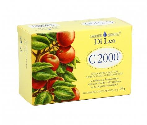 C 2000 Integratore a Base di Piante e di Vitamina C
