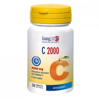 C 2000 t/r - Integratore di Vitamina C