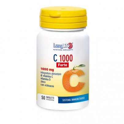 C 1000 Forte - Integratore per Sistema Immunitario