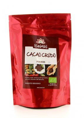 Cacao Crudo Bio in Polvere