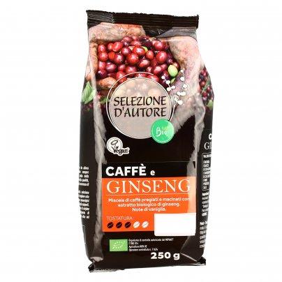Caffè e Ginseng Bio - Selezione d'Autore