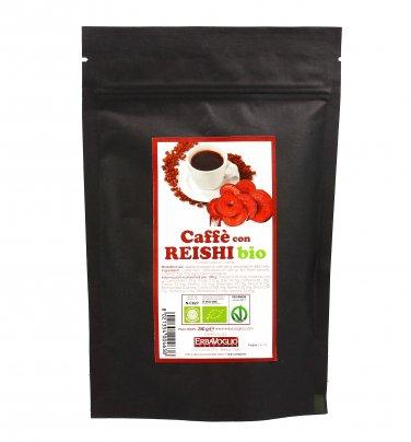 Caffè con Reishi Bio per Moka