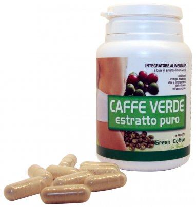 CAFFè VERDE ESTRATTO PURO Favorisce il sostegno metabolico di Bodyline