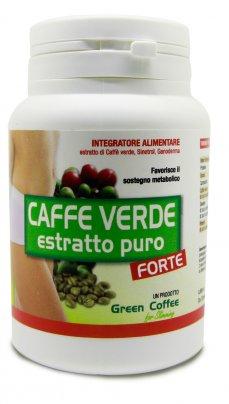Caffè Verde Estratto Puro Forte