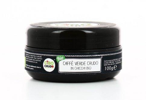 Caffe' Verde in Chicchi Bio