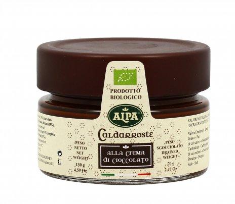 Caldarroste alla Crema di Cioccolato Bio
