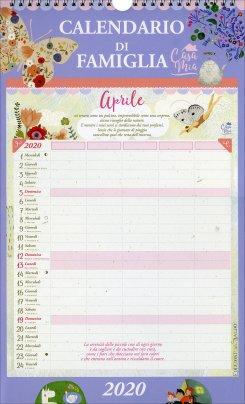 Calendario di Famiglia 2020 - Casa Mia