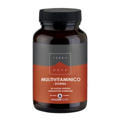Living Multivitaminico Donna