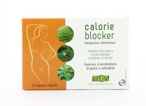 Calorie Blocker - Integratore per il Dimagrimento