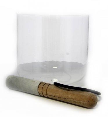 Campana di Cristallo Trasparente Nota Do