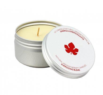 Candela Naturale Aromaterapica - Sinergia Energizzante