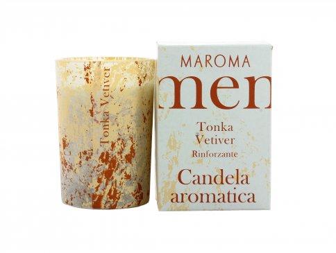 Candela Aromatica Tonka Vetiver