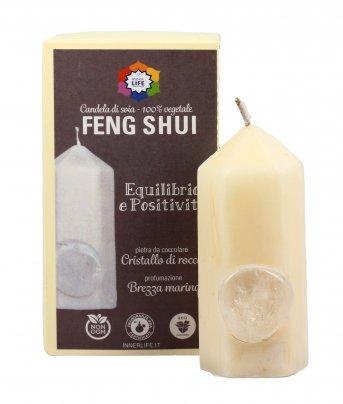 Candela Feng Shui - Cristallo Di Rocca