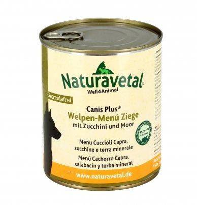 Canis Plus - Menù Cuccioli con Capra