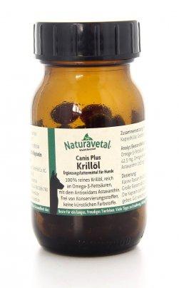 Canis Plus Krillol - Olio di Krill - 60 Capsule