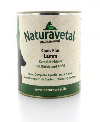 Canis Plus Menu - Completo Agnello con Zucca e Mela 820 gr