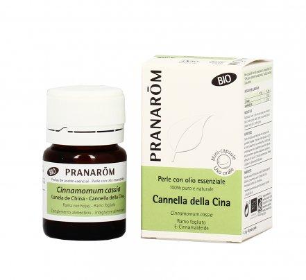 Cannella della Cina - Perle con Olio Essenziale - Digestione e Intestino