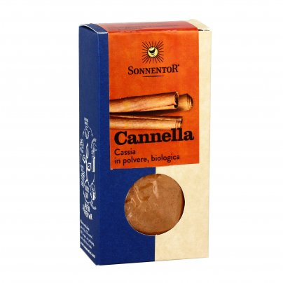 Cannella in Polvere