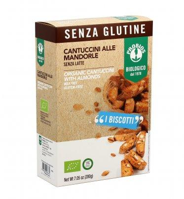 Cantuccini alle Mandorle - Senza Glutine