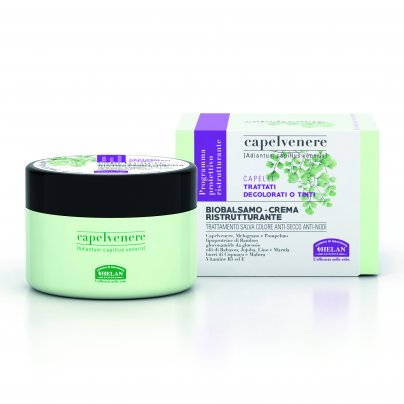 Biobalsamo Crema Ristrutturante - Capelvenere