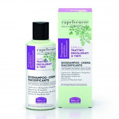 Bioshampoo Crema Riacidificante - Capelvenere