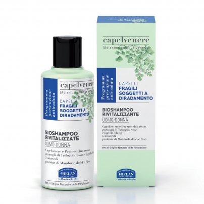 Bioshampoo Rivitalizzante Uomo/Donna - Capelvenere