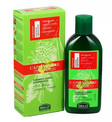 Shampoo Crema Rigenerante - Capelvenere