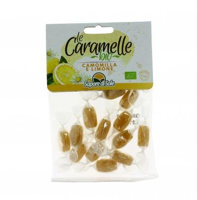 Caramelle Bio - Camomilla e Limone