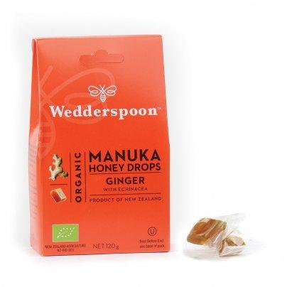 Caramelle al Miele Manuka Attivo con Ginger e Echinacea