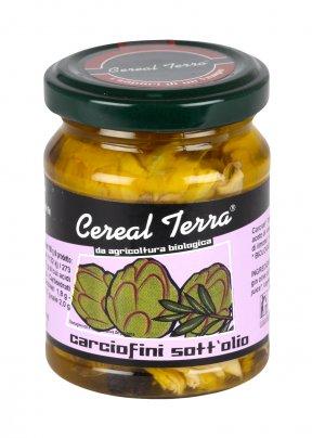 Carciofini Sott'Olio
