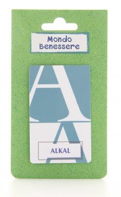 Card Alkal per Acqua e Cibi