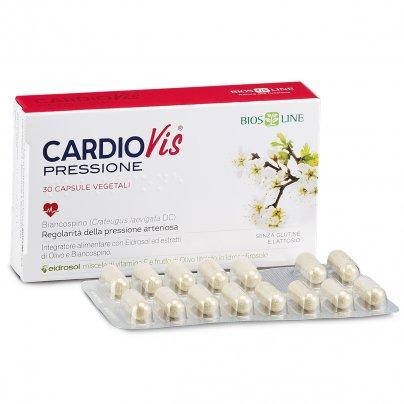 Integratore per la Pressione Cardiovis