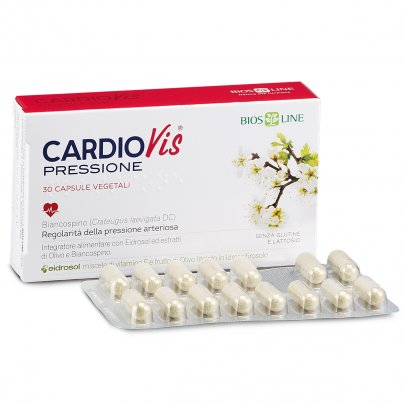 Cardiovis - Integratore per la Pressione
