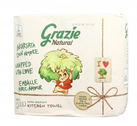Asciugatutto - Carta Cucina Ecologica (Pack Carta)