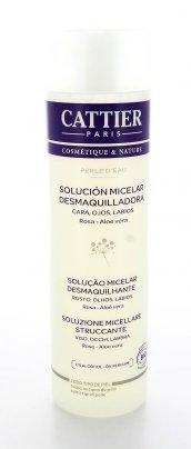 Perle d'Eau - Cleansing Micellar Solutin - Acqua Micellare Struccante Bio