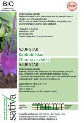 """Cavolo Rapa """"Azur Star"""" - ko44"""