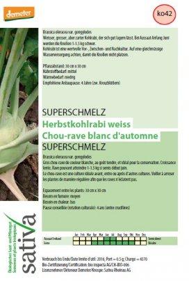 """Cavolo Rapa """"Superschmelz"""" - ko42"""