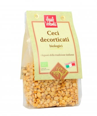 Ceci Decorticati Biologici