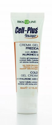 Cell Plus - Crema Gel Fredda 50 ml