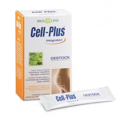 Destock per l'Equilibrio del Peso Corporeo - Cell-Plus 5 bustine da 10 ml