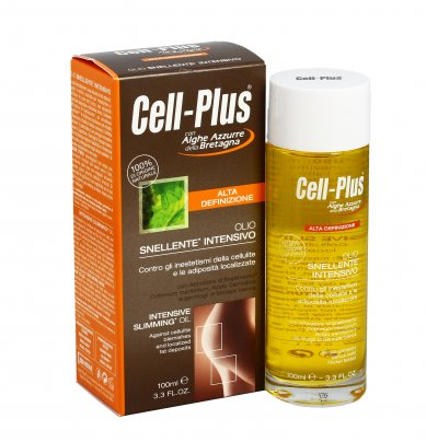 Olio Snellente Intensivo - Cell-Plus