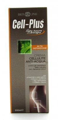 Cell-Plus - Antiacqua Crema Cellulite - Alta Definizione