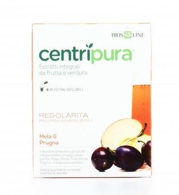 Centripura Mela e Prugna - Regolarità