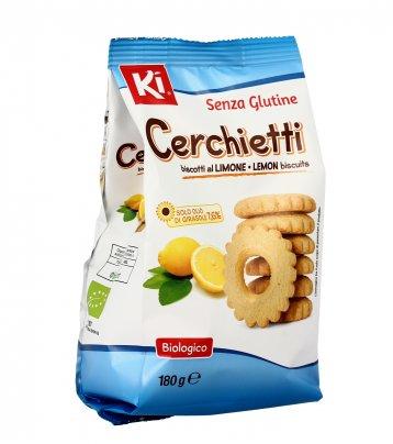 Biscotti al Limone - Cerchietti