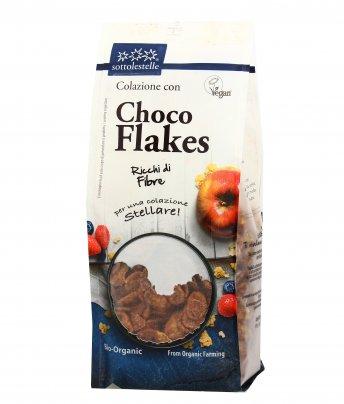 """Fiocchi di Mais con Cacao """"Choco Flakes"""""""