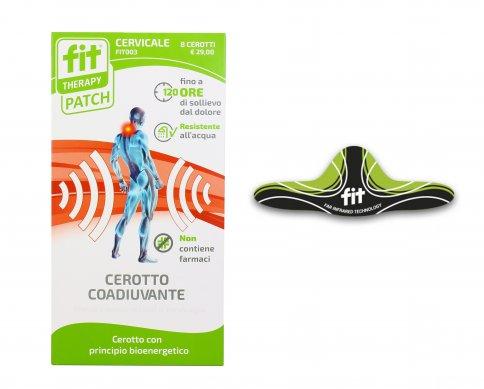 Cerotti Coadiuvanti Bioenergetici - Fit-Therapy Patch Cervicale