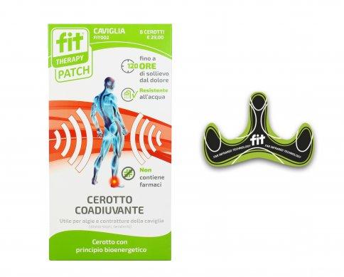 Cerotti Coadiuvanti Bioenergetici - Fit-Therapy Patch Caviglia